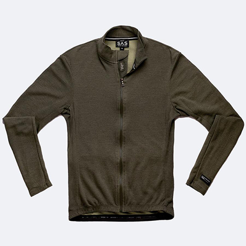 Search and State Merino Wool Jersey