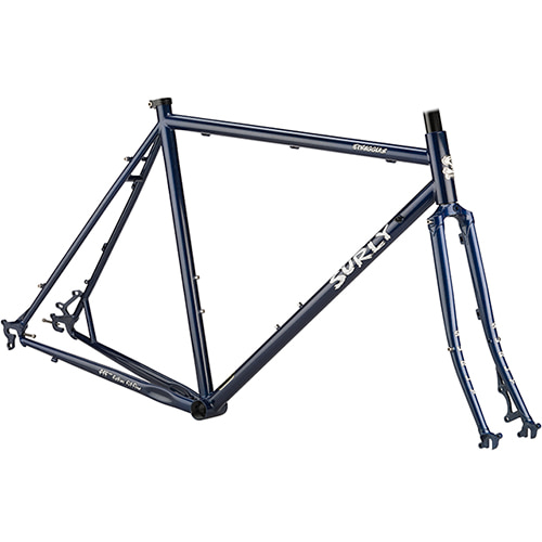 Surly Straggler 650B Frameset Blueberry Muffin Top
