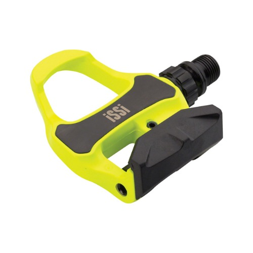 Issi Road Carbon Pedal Yellow