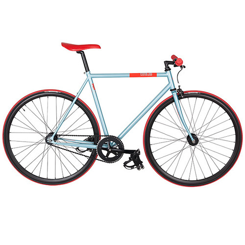 BACKSPIN SINGLESPEED / FIXED GEAR