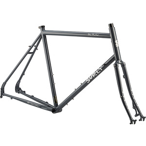 Surly Disctrucker Frame Gray