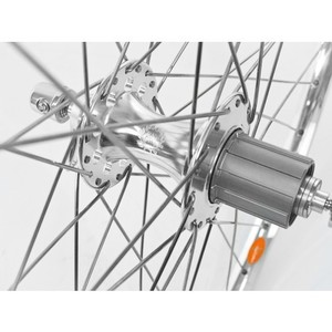 Velo Orange Grand Cru Touring Hub Diagonale 700c 135mm Rear Wheel
